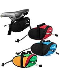 Bazaar Vélo sacoche de selle siège crémaillère Pack queue cadre pochette sacoche