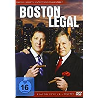Boston Legal - Season Five