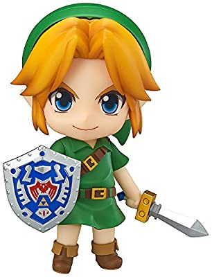Figurine Nendoroid - Zelda - Link Majora's Mask