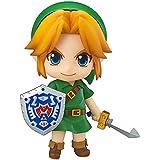 The Legend of Zelda Majoras Mask 3D Figura Nendoroid Link Majoras Mask 3D Ver. 10 cm