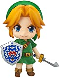 Good Smile The Legend of Zelda: Majora'S Mask 3D Link Nendoroid Action Figure