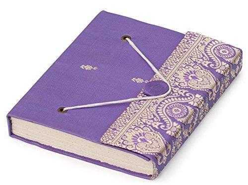 PRIME DAY VERKAUF - SouvNear Handmade Sari Blank Tagebuch / Editor /...