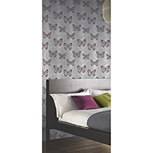 Arthouse Enchantment Wallpaper Midsummer Dove Multi 661203 Full Roll by Arthouse