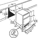 Smeg U3F082P Bajo encimera Vertical 98L A+ - Congelador (Vertical, 98 L, 18 kg/24h, SN-T, 40 dB, A+)