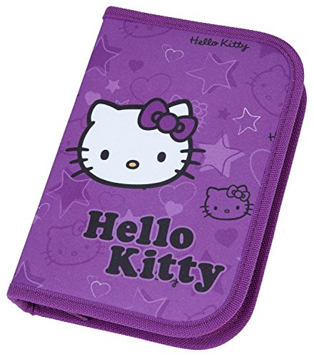 Scooli – Estuche Escolar Hello Kitty (HKAZ0440)