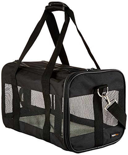 amazonbasics-black-soft-sided-pet-carrier-medium