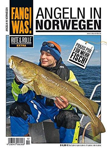 Fang Was!: Angeln in Norwegen - Rute & Rolle Extraausgabe
