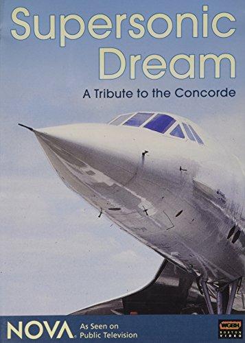 Preisvergleich Produktbild NOVA: Supersonic Dream [DVD] [Import]