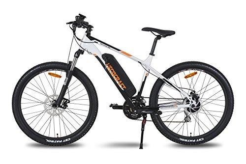 VECOCRAFT Hermes 9 Elektrofahrrad, Elektro Mountain Bike, E-MTB, E-Bike, E-Mountainbike, 48V 250W, Bafang Max Mid Motor