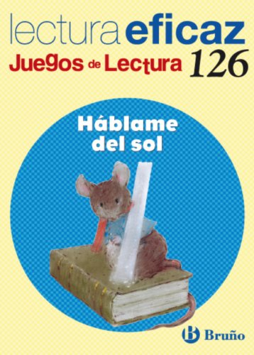 Háblame del sol Juego de Lectura (Castellano - Material Complementario - Juegos De Lectura) - 9788421660409