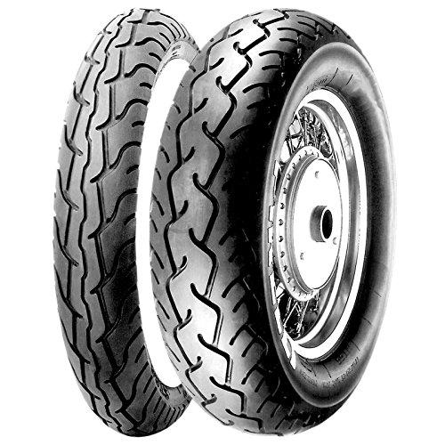 Paire Pneu pneus Pirelli route MT 66 130/90 - 16 67H 130/90 - 16 73H