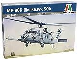 Italeri - I2666 - Maquette - Aviation - MH-60K Blackhawk Soa - Echelle 1:48