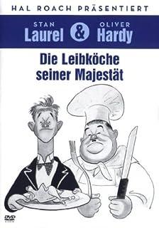 Laurel & Hardy - Die Leibköche seiner Majestät
