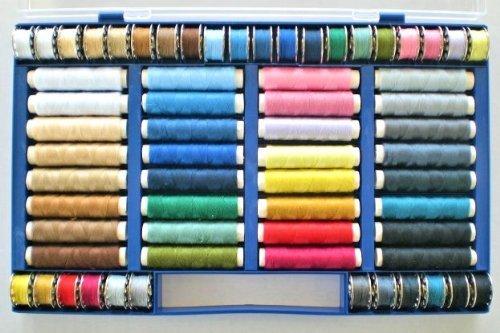 Alzetta Surtido de 64 hilos de colores