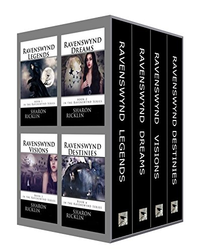ebook: The Ravenswynd Series - Boxed Set (B00WLV1D3E)