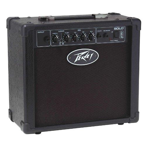 Peavey solo guitar-Amplificador combo para guitarra eléctrica 15watts negro