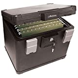Best Fireproof Safes - Cathedral A4 Security Fireproof / Waterproof Filing Chest Review
