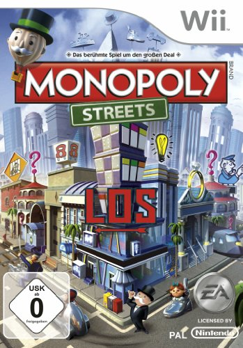 Monopoly Streets [Software Pyramide] (City Monopoly Spiel)