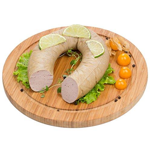 Waldfurter Leberwurst geräuchert 0,5 Kg