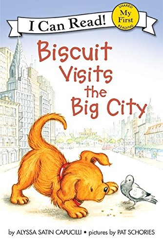 Biscuit Visits the Big City (Biscuit My First I Can Read) por Alyssa Satin Capucilli