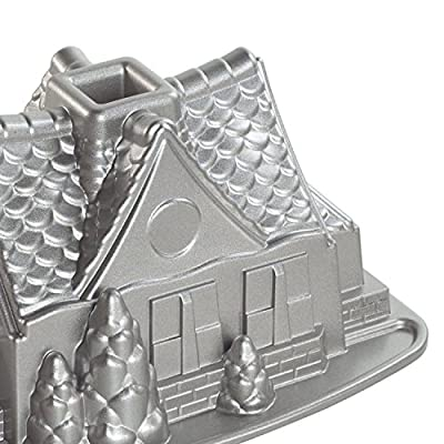 Nordic Ware Nordic Ware Gingerbread House Bundt Pan