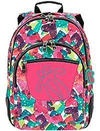 Totto MA04ECO002-1710N-1SF Crayola Mochila tipo casual, 44 cm, 20 litros, Multicolor