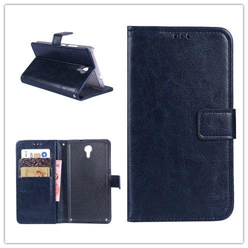 Funda® Flip Brieftasche Hülle für Oukitel U16 Max (Muster 6)