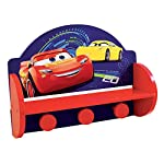 Fun House 712760 Cars Coat Hooks 46 x 33 x 15 cm