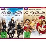 Call the Midwife - Ruf des Lebens - Staffel 1 + 2 im Set - Deutsche Originalware [5 DVDs]