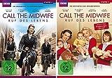 Call the Midwife - Ruf des Lebens Staffel 1+2 (5 DVDs)