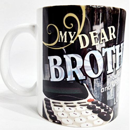 Occasion The Perfect Gift Shope Rakhi Gifts For Brother, Brother Birthday ,Special Brother Gifts Ceramic Mug