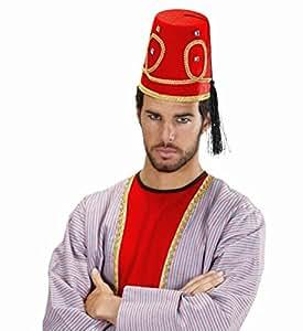 Chapeau Fez arabe couvre-chef osmanique tarbouche Fez turc chapeau arabe chapeau marocain feutre Fès