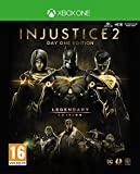INJUSTICE 2 LEGENDARY EDITION – Edition limitée Steelcase –...