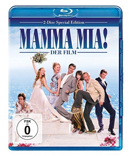 Mamma Mia! - Der Film - Special Edition (+ Bonus-DVD) [Blu-ray]
