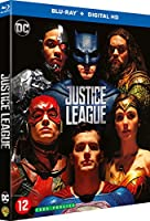 Justice League - Blu-ray - DC COMICS [Blu-ray + Digital HD]