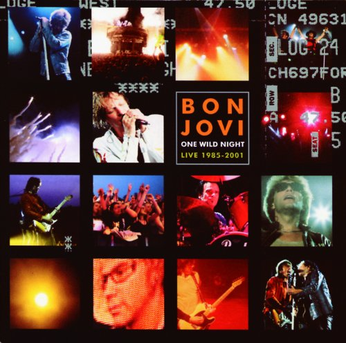 One Wild Night 2001 (EU Version)