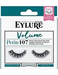 fd0db962020 Eylure Volume Strip Lashes Number 107, Petite
