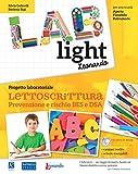 LAB LIGHT LEONARDO - LETTOSCRITTURA + MULTIROM