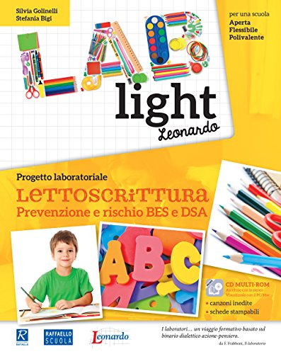 LAB LIGHT LEONARDO - LETTOSCRITTURA + MULTIROM