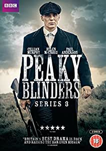 Peaky Blinders Staffel 3 Dvd