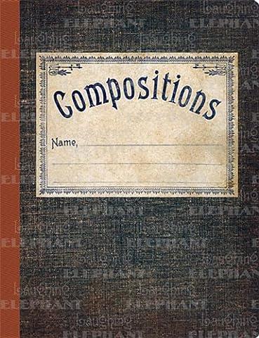 Compositions Vintage Notebook (Vintage