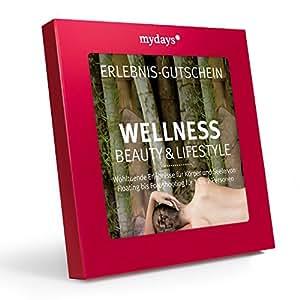 mydays GmbH Magic Box: Wellness, Beauty und Lifestyle-Die Geschenkidee für Frauen für Ein Besonders Schönes Erlebnis Gutschein, Rot, One Size
