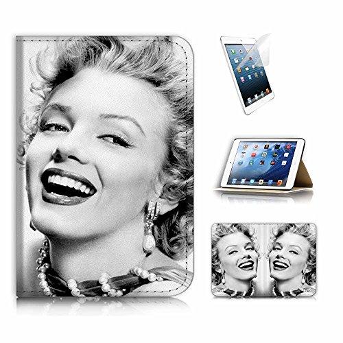 eneration 4) Flip Wallet Schutzhülle & Displayschutzfolie Bundle. A8395Marilyn Monroe ()