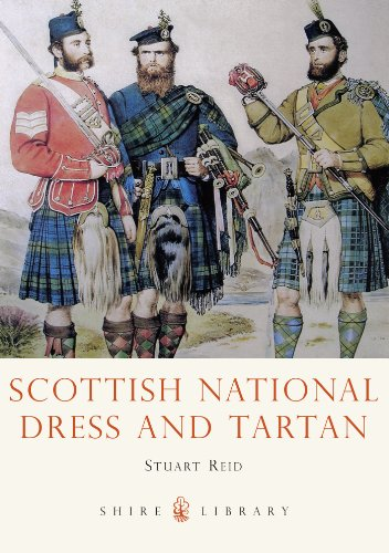Europäische Themen Kostüm - Scottish National Dress and Tartan (Shire Library Book 724) (English Edition)