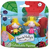 Ben y Holly - Figura de Daisy y Holly (Bizak 64005296)