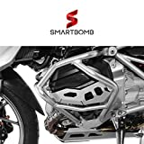 Protezione cilindri para testate GS R1200GS ADV R1200RT 2013-2018 crome Motorcycle Engine Cylinder Head Guard Protector