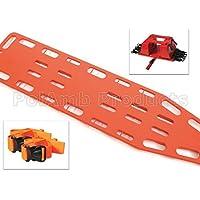 Polamb Products Ltd vertébrale Planche avec tête d'immobilisation & 2x Sangles
