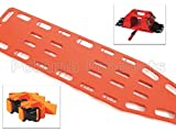 Polamb Products Ltd Spinal Board with Head Immobiliser & 2x Straps