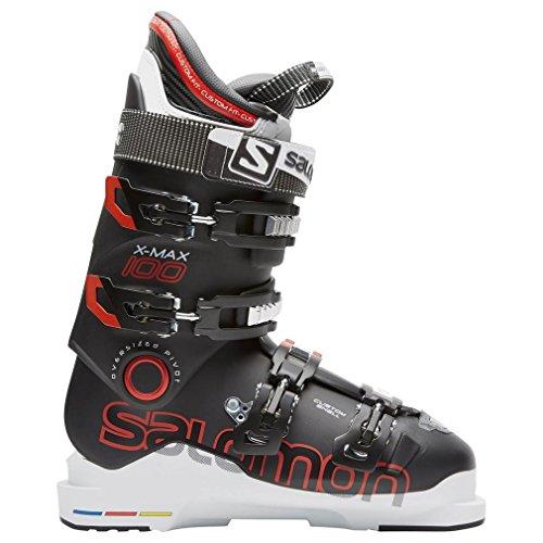 Herren Skischuh Salomon X Max 100 2015