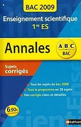 ANNAL 09 ABC SUJ COR ENS SCI 1